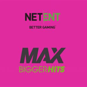Neue NetEnt MAX-Spielautomatenserie