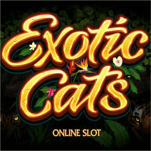 Exotic Cats Spielautomat von Microgaming
